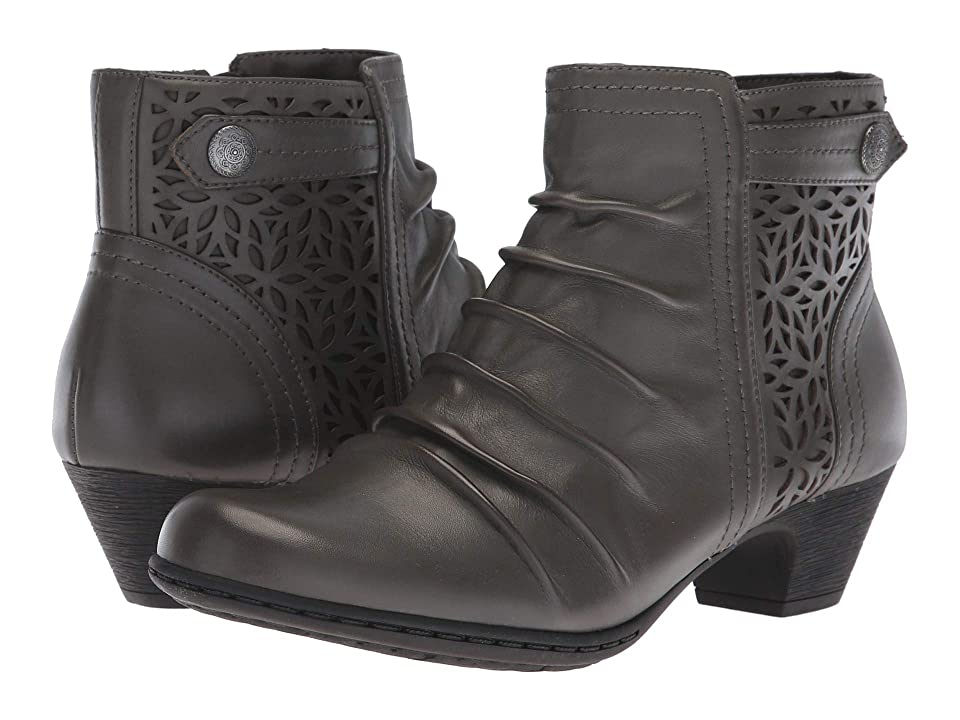 Rockport Brynn Panel Boot (Grey) Women