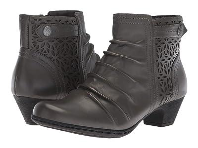 Rockport Brynn Panel Boot (Grey) Women