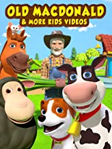 Old Macdonald & More Kids Videos