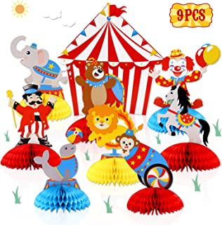 Best circus table centerpieces Reviews