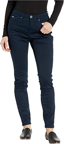 Soft Hues Denim Olivia Slim Leg in Navy