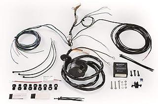 Westfalia 300210300113 Universal Elektrosatz Anhängerkupplungen, für Anhängerkupplungen, 13 polig, für Fahrzeuge mit Checkcontrol System