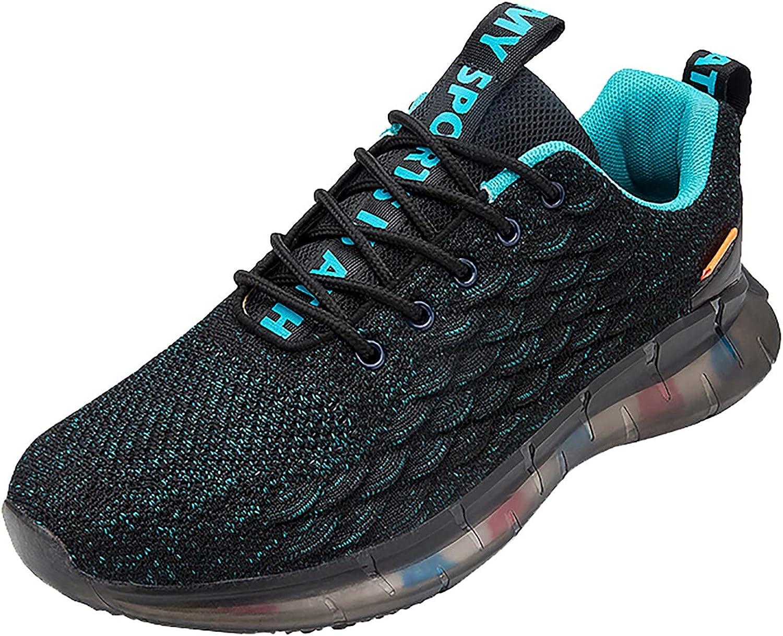 Running Max 90% OFF Shoes for Men Slip-On Light Mesh Tennis Sneakers Walking Charlotte Mall