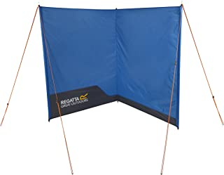 Regatta Calima Camping Windbreak - Oxford Blue/Seal Grey