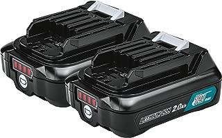 Makita BL1021B-2 12V max CXT Lithium-Ion 2.0 Amp Battery (2 Pack)