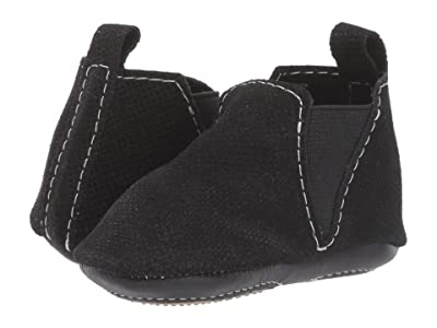 Freshly Picked Cold Moon Chelsea Boot Mini Sole (Infant/Toddler) (Black) Kid