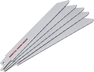 SK11 レシプロソーブレード 金属 ステンレス管 チャンネル用 5枚入り S922AF F150-24