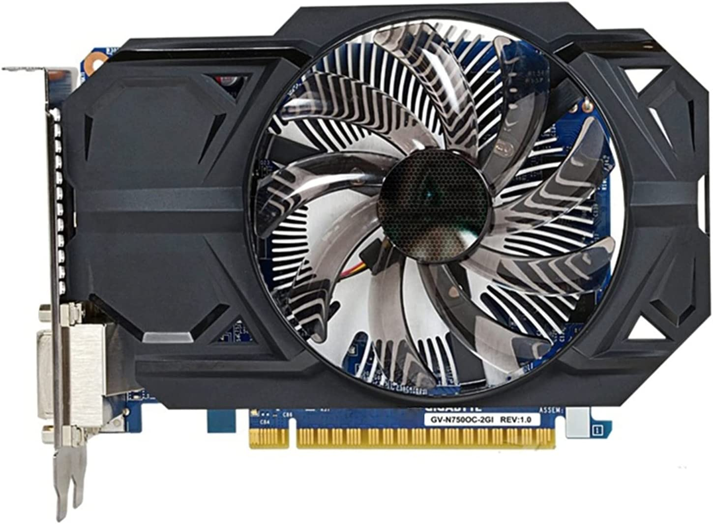 SYFANG Fit for GIGABYTE Geforce GTX750 Card 750 All items free shipping Video 2GB At the price of surprise D5 GTX
