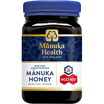 Manuka Health Mgo 400+ Manuka Honey, 500g