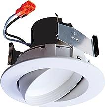 Halo RA406927NFLWH Retrofit Adjustable LED Module, 4