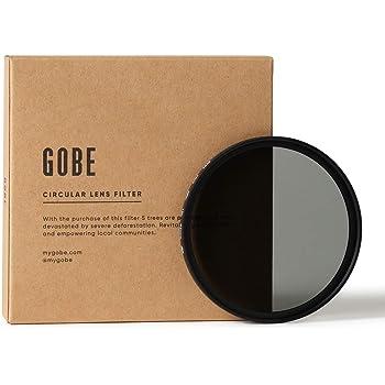 Gobe 67mm ND64 (6 Stop) ND Lens Filter (2Peak)