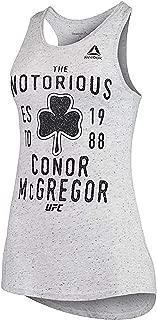 Reebok UFC Conor McGregor ESTD 1988 Womens Tank