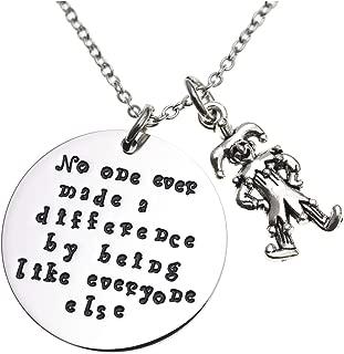 quote necklaces