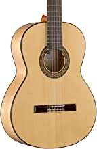 Alhambra 6 String Acoustic Guitar, Right, Solid Canadian Cedar, Flamenco (3F-US)