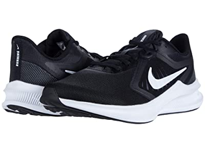 Nike Downshifter 10 (Black/White/Anthracite) Men