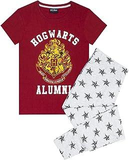HARRY POTTER Hogwarts Alumni Women's/Ladies Pyjamas S-XL