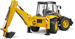 Bruder 02454 JCB 5CX Eco Backhoe Loader