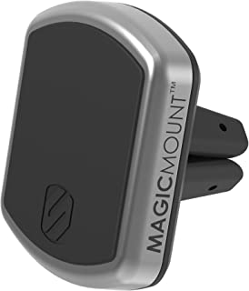 SCOSCHE Magnetic Mount for Universal/Smart Phone - Frustration-Free Packaging - Black/Silver by Scosche