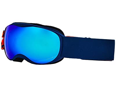 Julbo Eyewear Juniors Atmo (4-7 Years Old) (Blue/Orange) Athletic Performance Sport Sunglasses
