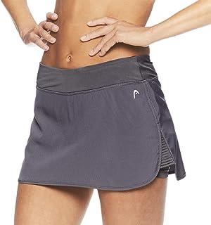 HEAD Women s Athletic Tennis Skort - Performance Training   Running Skirt b8780defd