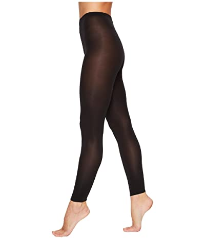 Wolford Velvet 66 Leggings (Black) Women