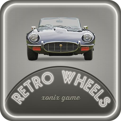 Retro Wheels Xonix