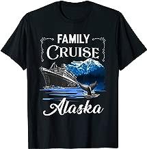 Alaska Family Cruise Tshirt