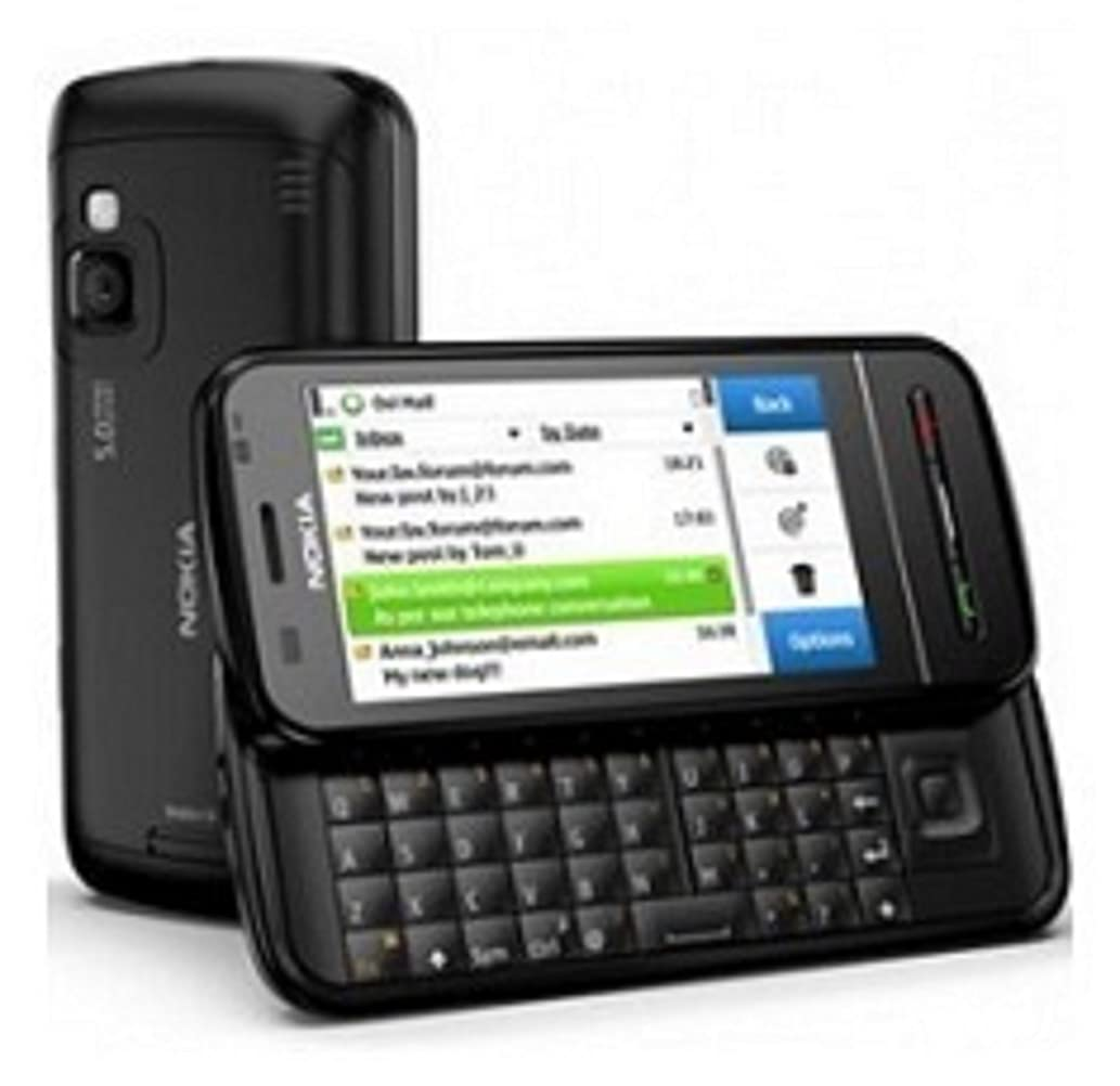 Nokia C6-00 BLACK Unlocked Phone