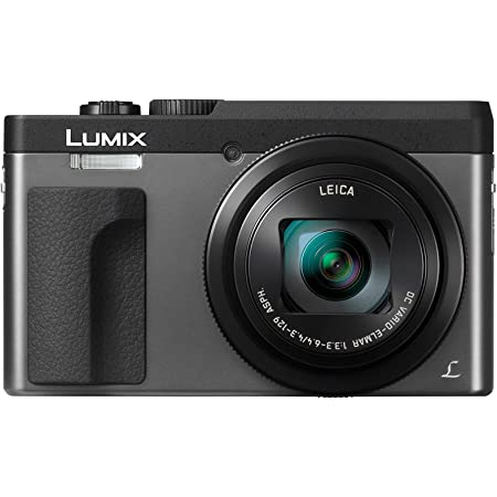 Panasonic Lumix Tz91 High End Reisezoom Kamera Silber Camera Photo