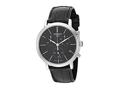 Tissot Carson Premium Chronograph T1224171605100 (Black) Watches