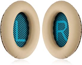 YOCOWOCO Cushions Bose Replacement Ear Pads Kit- Ear Cups for QuietComfort 2 15 25 35 QC2..