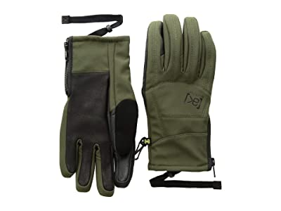 Burton [ak] Tech Glove (Forest Night) Snowboard Gloves