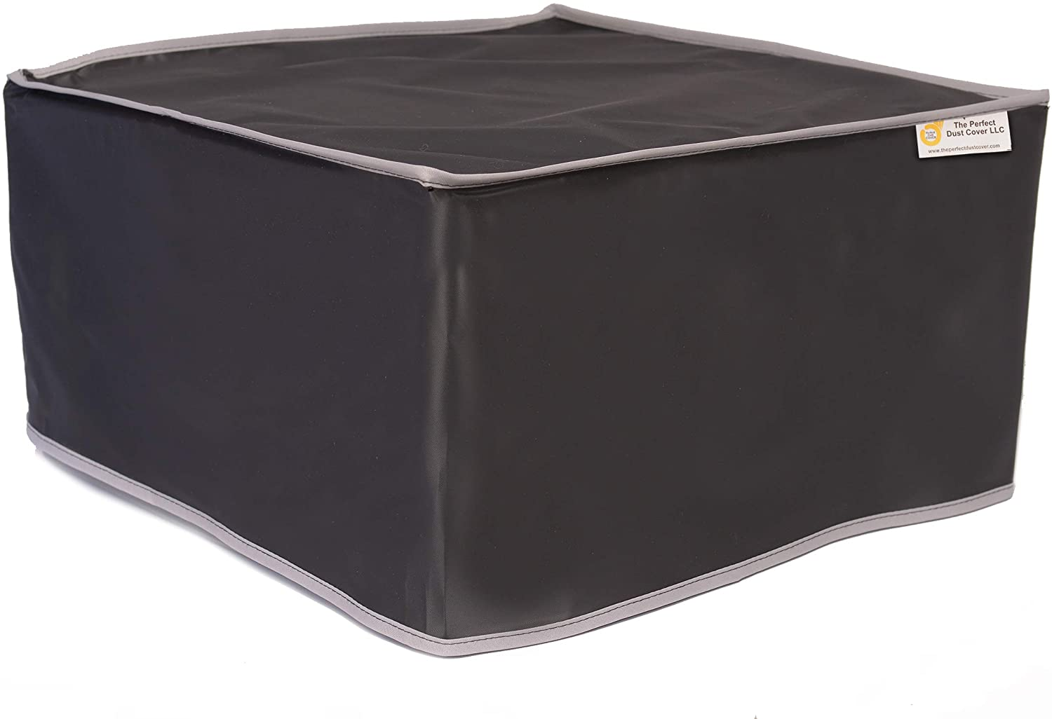 The Perfect Dust Cover Seattle Mall Black for Workforce WF Max 40% OFF Epson Vinyl