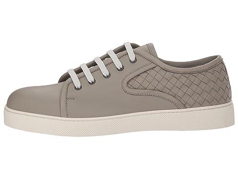 CementWhite Dark Dodger Veneta Bottega Lace Up Sneaker wn856xYqS