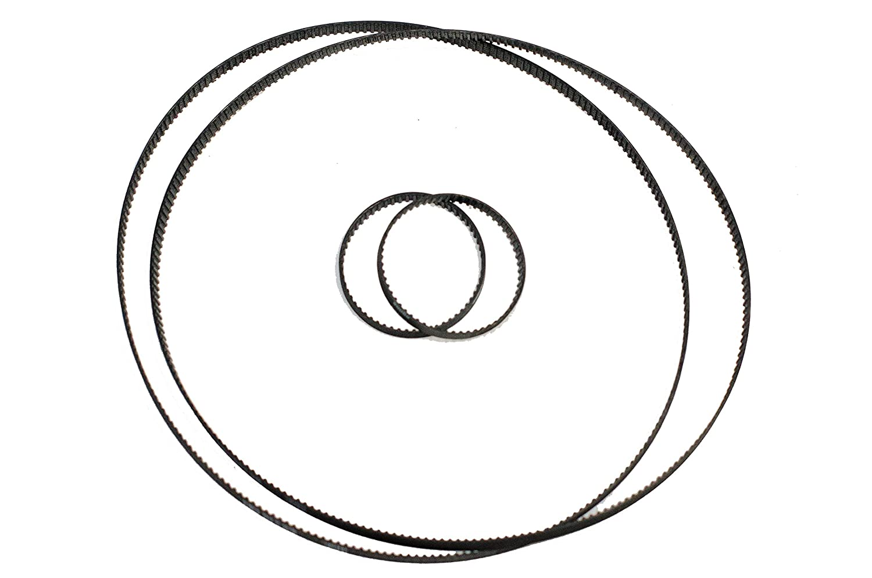 Special sale item Coinco BA30B Bill Acceptor Validator 4pc Be super welcome Belt kit Rebuild