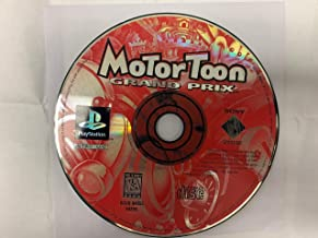 Motor Toon Grand Prix - PlayStation