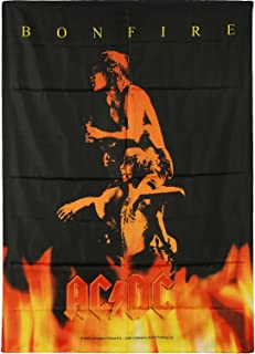 AC/DC -Bonfire Fabric Poster 30 x 42in