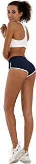 BUBBLELIME 瑜伽短裤内口袋跑步短裤锻炼健身活动吸汗 UPF30+ 腹部控制
