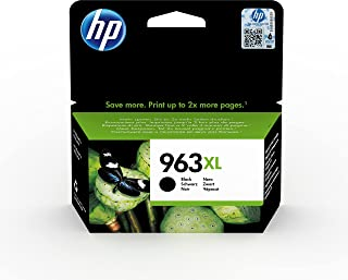 HP 963XL High Yield Ink Cartridge - Black