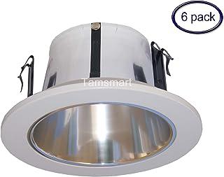 6adet–- 10,2cm açık reflektör/Zierteile Line gerilim için gömme lamba/lighting-Fit Halo/Juno