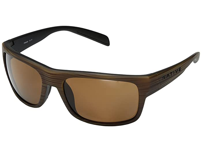 Native Eyewear Ashdown (Wood) Sport Sunglasses