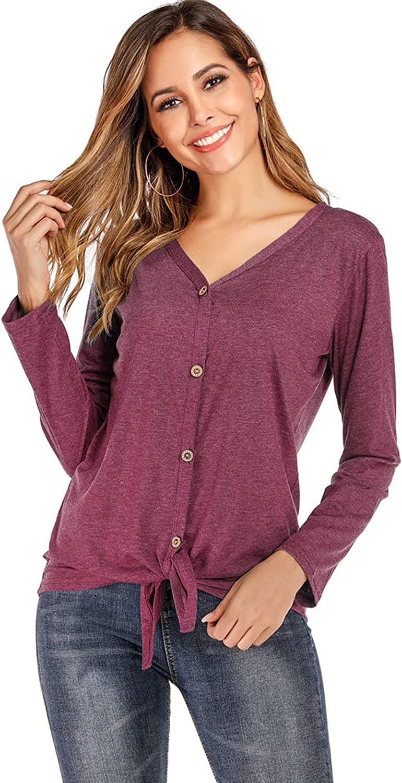 GERUISI Cardigans for Women Long Sleeve Lightweight Cardigan Sweater