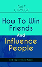 Cover image of How To Win Friends and Influence People by Dale Carnegie