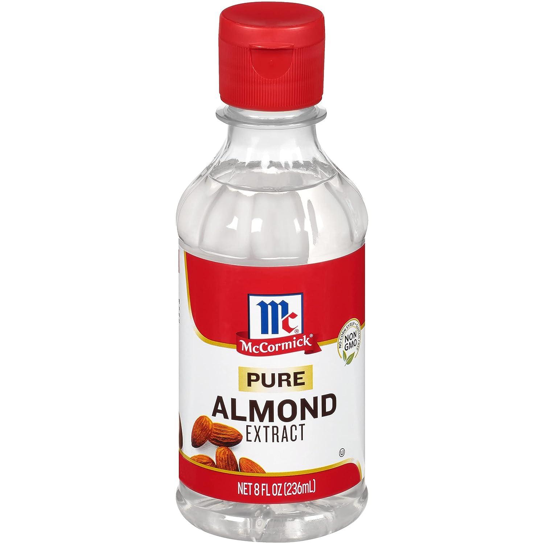 McCormick Pure Almond Extract Super intense SALE 8 Dedication 236ml fl oz