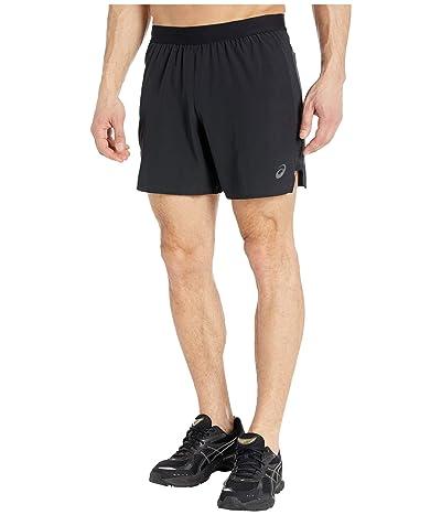 ASICS Road 7 Shorts (Performance Black) Men