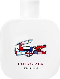 Lacoste L.12.12 Energized by for Men Eau de Toilette 100ml