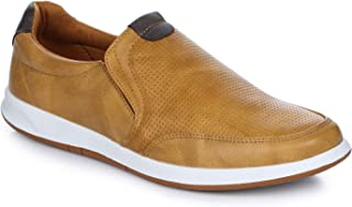 ABER & Q Men Clay Casual Slip-On Shoes