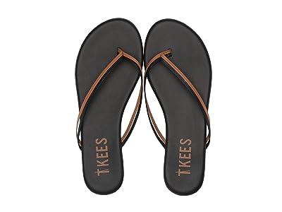 TKEES Flip-Flop-Duos (Brownie) Women