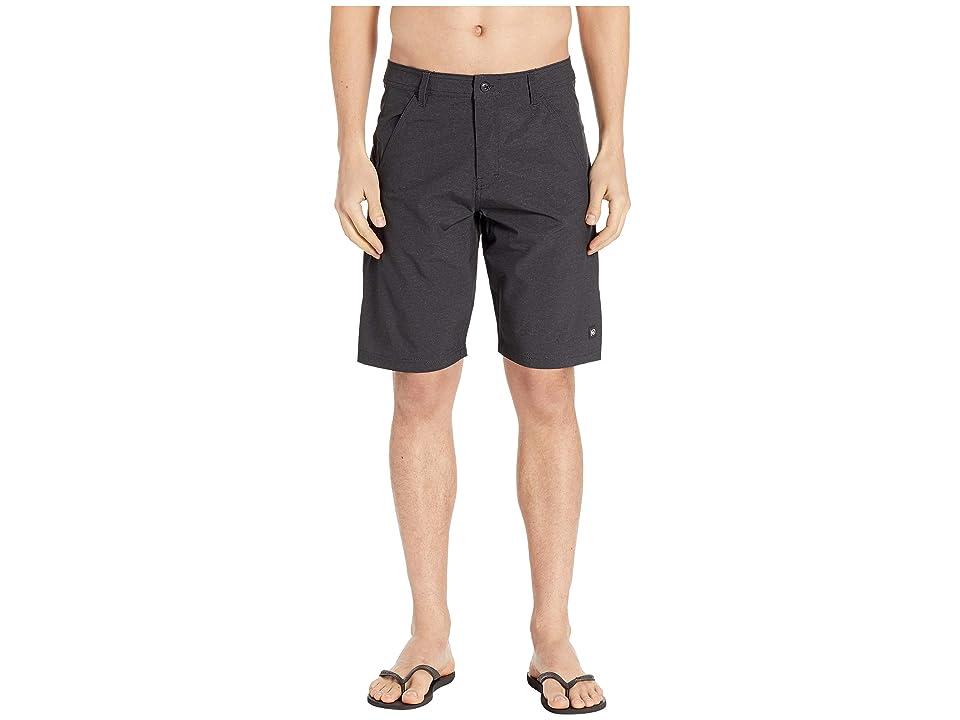 tentree Destination Shorts (Meterorite) Men