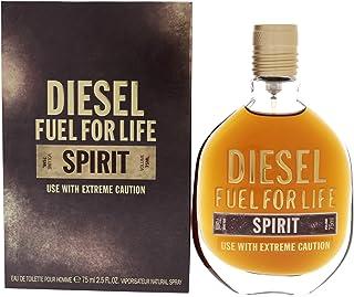 Diesel Diesel Fuel For Life Spirit for Men 75ml Eau de Toilette